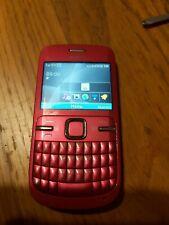 Nokia C3-00 (Unlocked) Mobile Phone FREE P+P