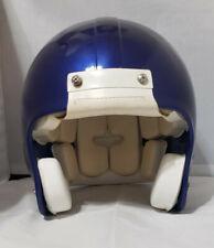 Riddell VSR4 Large Football Helmet (Metallic Royal Blue)