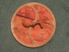 Cover Lid for Star Wood Barrel Butter Churn 13 1/2 diameter