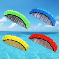 2.5m Fly Sailing Travel Outdoor Flying Toys Beach Stunt Kite Surfing