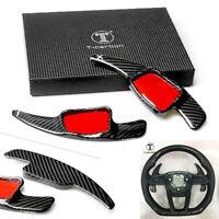 Carbon Fiber Steering Wheel Shift Gear Paddle For Audi A3 A4L A5 S3 S4 Q2 S5 Q7