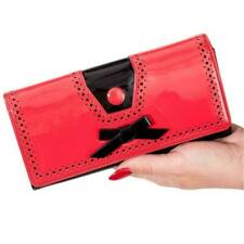 Banned Dancing Days Rosemary Wallet Clutch purse rockabilly vintage Red RRP £18