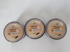 Bare escentuals minerals matte foundation medium beige 1.5g set of 3