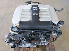 W8 4.0 BDN Motor 275PS VW Passat 3BG 100Tkm MIT GEWÄHRLEISTUNG  EINBAU MÖGLICH