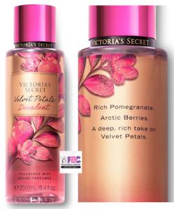 Victoria's Secret New! VELVET PETALS Decadent Fragrance Mist 250ml