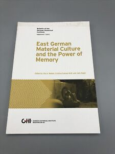 Bulletin of the German Historical Institute; Supplement 7 2011 - East Germany