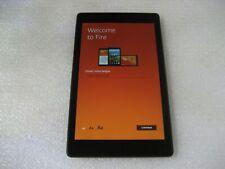 "Amazon Kindle Fire HD 8 (6th Gen), 16GB, Wi-Fi, 8"" Tablet - PR53DC - Black"