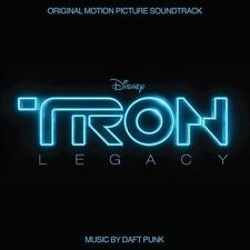 Tron: Legacy [Digipak] by Daft Punk (CD, Dec-2010, Walt Disney)
