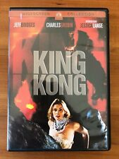 King Kong (Dvd, 2005, Widescreen Collection) Like New Condition