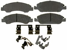 Front Disc Brake Pad Set ACDelco 14D1367CH
