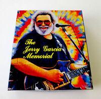 Grateful Dead Jerry Garcia Memorial Box Set 4 CD Golden Gate Park CA 8/13/1995