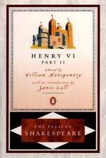 Henry VI, part 2 PEL (Shakespeare, Pelican)-ExLibrary