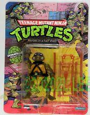Playmates Toys vintage TMNT Teenage Mutant Ninja Turtles Donatello 10 back rare