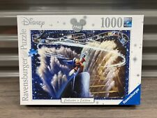 Ravensburger Disney Fantasia Mickey 1000 Piece Puzzle No. 196753