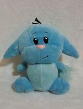 "2003 NEOPETS 10"" Plush TALKING Blue KACHEEK Lights-Up Talks Vibrates Stuffed toy"