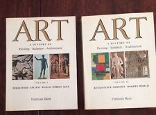 Art A History of Painting Sculpture and Architecture 2 Volume Set 2 Books