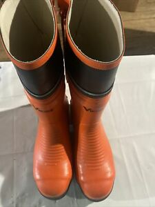 Viking VW64-1 VW65 ASTM F-1818 2015 Chainsaw Protection Boots