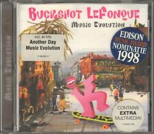 BUCKSHOT LEFONQUE Music Evolution BRANFORD MARSALIS 17 track CD & Multimedia