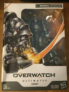 Hasbro Overwatch Ultimates Tank Class Reinhardt 8inch Action Figure