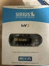 New NIB SIRIUS Satellite Radio Inv2 S12TK1 w/ Car Install - Commercial Free BEST
