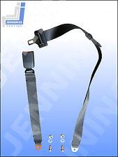 Black Extra Long Lap Seat Belt
