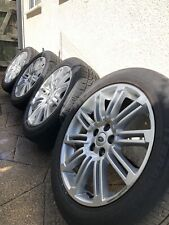 """Land Rover Discovery 4 20"""" Wheels and tyres x4"""