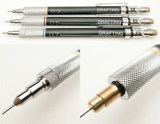 Set of 3 TAKEDA Precision Mechanical Pencil 0.3 0.5 0.7mm Japan for Architect