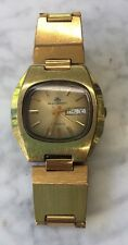 MEN'S BUCHERER SWISS MADE Water  Resistant Wrist Watch AUTOMATIC Vintage