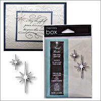 Christmas Die Star of Wonder Memory Box metal dies 98167 Nativity,all occasion