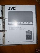 Manual de servicio para JVC k-56k Sistema de alta fidelidad, original