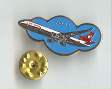 SWISSAIR Airlines MD-11 Badge