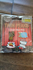2020 SDCC COMIC CON EXCLUSIVE ENTERTAINMENT EARTH TWIN PEAKS PIN SET OF 4 /540