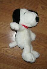 "Kohl's Cares SNOOPY Peanuts Plush Dog 14"" Stuffed Toy Animal"