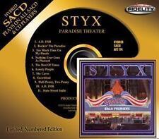 Paradise Theatre von Styx (2014)
