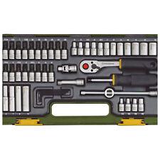 """Proxxon 23280 Feinmechanikersatz mit Knüppelratsche 1/4"""" 50teilig"""