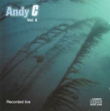 ANDY C VOL.6 ( LIVE OLD SKOOL CLASSIC DRUM & BASS DJ MIX ) CD (CJ 287)