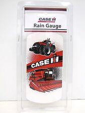 "Case Ih Logo 5"" Rain Gauge Plastic"