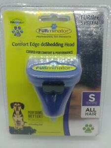 FURMINATOR FURFLEX SYSTEM ALL HAIR SMALL UP TO 20 LB DOG COMFORT HEAD ATTACHMENT