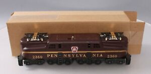 Lionel 2360 Vintage O Pennsylvania GG-1 Pwd. Electric Locomotive