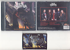 Metal Inquisitor-Unconditional Absolution Ultimate CD & Patch!!!