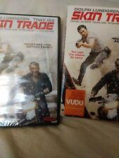 Skin Trade DVD Tony Jaa Dolph Lundgren Martial Arts Action Film
