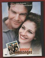 DVD - Amor Et Lügen con Julia Roberts, Robert Duvall Et Dennis Quaid