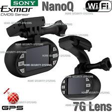 Dash camera NanoQ WIFI 0903 GPS Car Super Capacitor Sony Recorder 0807 0806