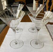 Mikasa Cheers Martini Glasses (4)