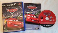 Playstation 2 PS2 Game  - Disney Pixar Cars   - 4005209076579