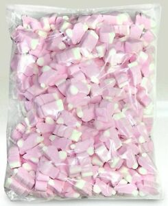 FULL 1KG BAG, CRAZY PRICE, MUST CLEAR, WHOLESALE MARSHMALLOWS
