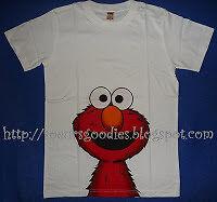 Sesame Street ELMO T-shirt