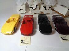 AMT ETRL Corvette Dealer Promo Models Collection  NIB 1995