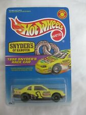Hot Wheels 1999 Snyders Of Hanover Race Car Sealed In Card