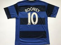 Rooney 10 Manchester United Football Jersey Very Rare Vintage 2011 2013